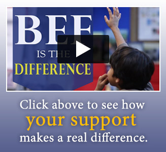 Click here to see a video about how your support makes a real difference.